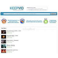 Скриншот Keepvid for Firefox 1.0