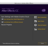 Adobe After Effects 12.0