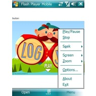 Скриншот Flash Player Mobile 1.5
