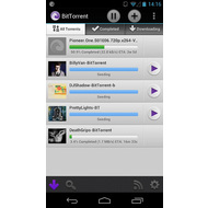 BitTorrent 1.10 beta