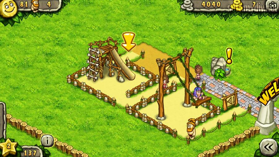 Скачать бесплатно игру на компьютер первобытный парк