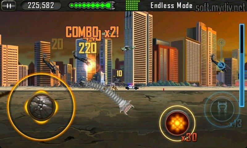 Скачать Игру Death Worm Для Android
