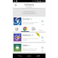 Vellamo Mobile Benchmark 3.2