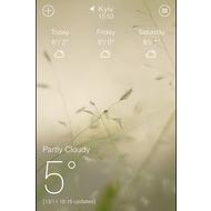 Weather Forecast 1.5