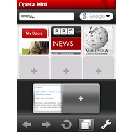 Opera Mini (Windows Mobile) 5.1