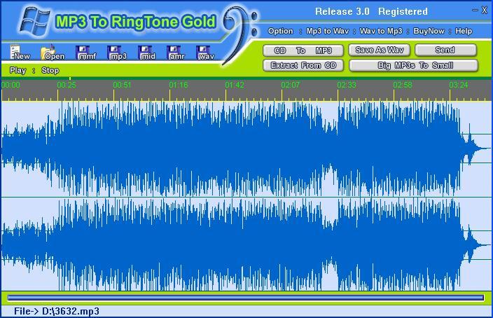 Mp3 to ringtone gold rus скачать бесплатно