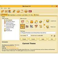 Скриншот Bee Icons 4.0.3