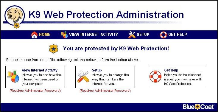 K9 Web Protection Rus - фото 2