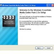 Windows Essentials Codec Pack 4.7