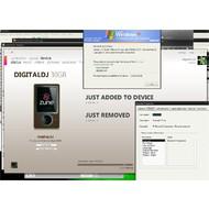 Скриншот Microsoft Zune 4.8.2345.0