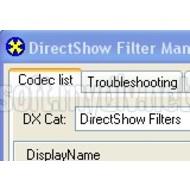 Скриншот DirectShow FilterPack 5.1