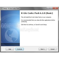 K-Lite Codec Pack Basic