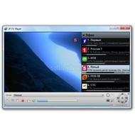 Просмотр телеканалов в IP-TV Player 0.28.1.8832