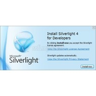 Microsoft Silverlight 5.1.40420.0
