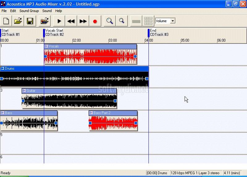 mp3 mixer скачать бесплатно