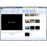 Скриншот Киностудия Windows Live - заполните поле Режисер вконце создания видео