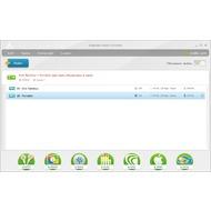 Скриншот Freemake Audio Converter - объединение нескольких файлов в один с последующим конвертированием