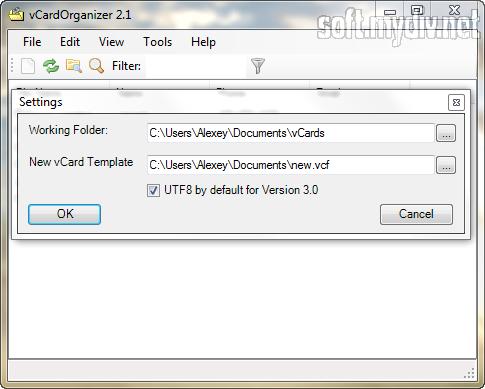 Vcardorganizer 4.1 Rus - фото 3