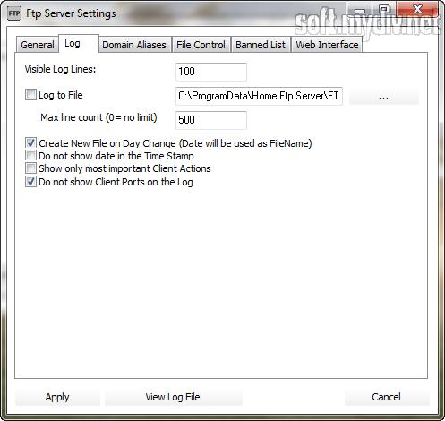 Как сделать ftp сервер на я 587
