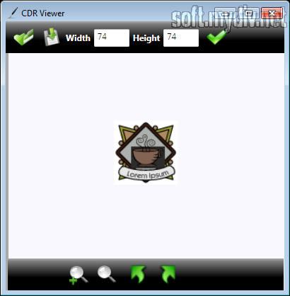 программу для просмотра cdr файлов скачать
