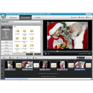 добавление фотографий и видео