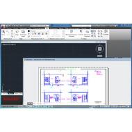 "Скриншот AutoCAD 2013  - вкладка ""Вид"""
