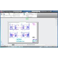 """Скриншот AutoCAD 2013  - вкладка """"Вывод"""""""