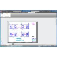 """Скриншот AutoCAD 2013  - вкладка """"Подключаемые модули"""""""
