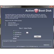 Active@ Boot Disk 9.0
