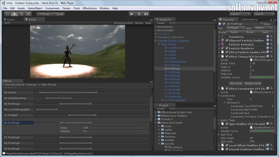 Unity скачать программу для создания игр - фото 9