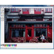 Скриншот Paint XP