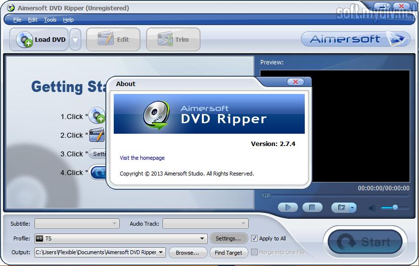 Aimersoft dvd ripper rus скачать бесплатно торрент