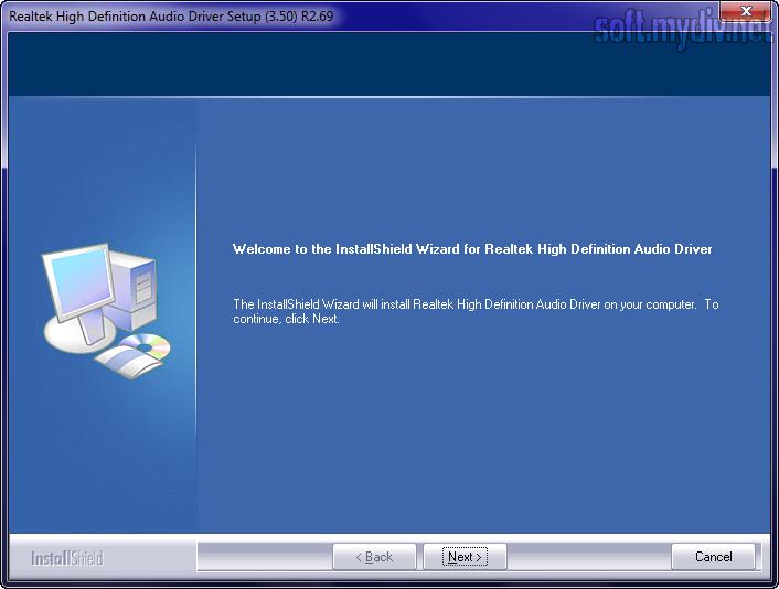Скачать драйвер realtek high definition audio