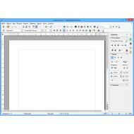 Скриншот OpenOffice.org  - программа Writer для редактирования текстов