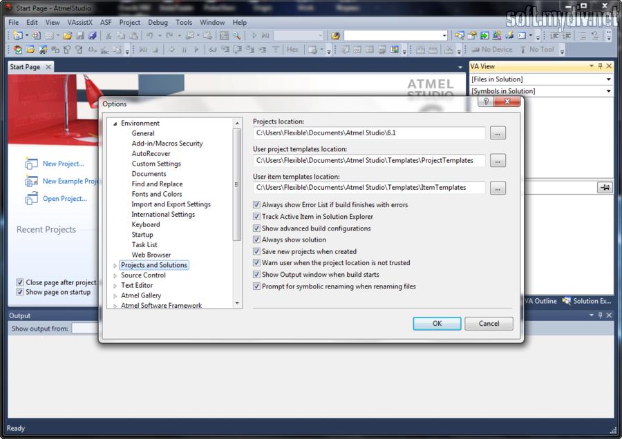 Programming Arduino with Atmel Studio 7 Slightly