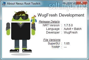 Nexus root toolkit скачать