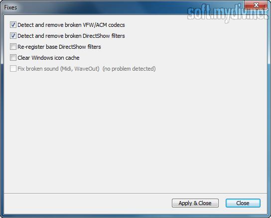 Download K-Lite Codec Pack Update