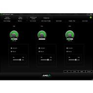 Скриншот AMD Overdrive 4.3.1.0690