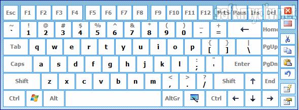 Программа для Назначения Клавиш клавиатуры