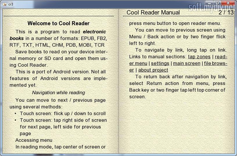 Fb2 reader скачать для windows 10