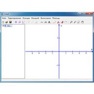 Основное функциональное окно Graph 4.4.2.543