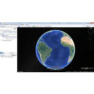 планета Земля в Google Earth