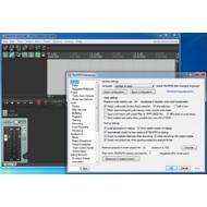 Скриншот REAPER - Основное функциональное окно и настройки REAPER