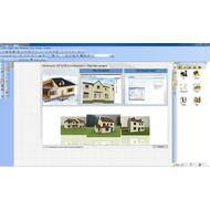 Главное окно Ashampoo 3D CAD Architecture 4