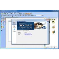 Версия программы Ashampoo 3D CAD Architecture