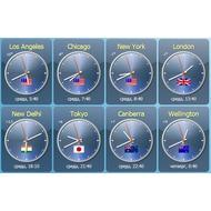 Sharp World Clock 6.4