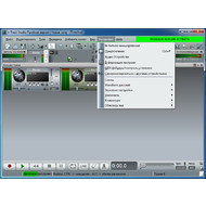 Главное окно и настройки n-Track Studio