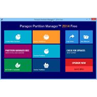 Paragon Partition Manager Free 2014