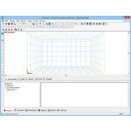 Скриншот Астра Конструктор Мебели - главное окно программы