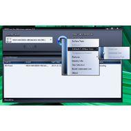 Скриншот HDDScan - выбор теста